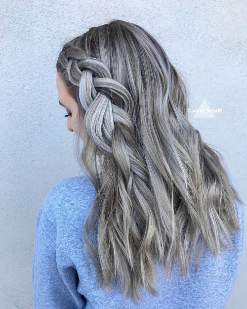 Ash Blonde by Jamae