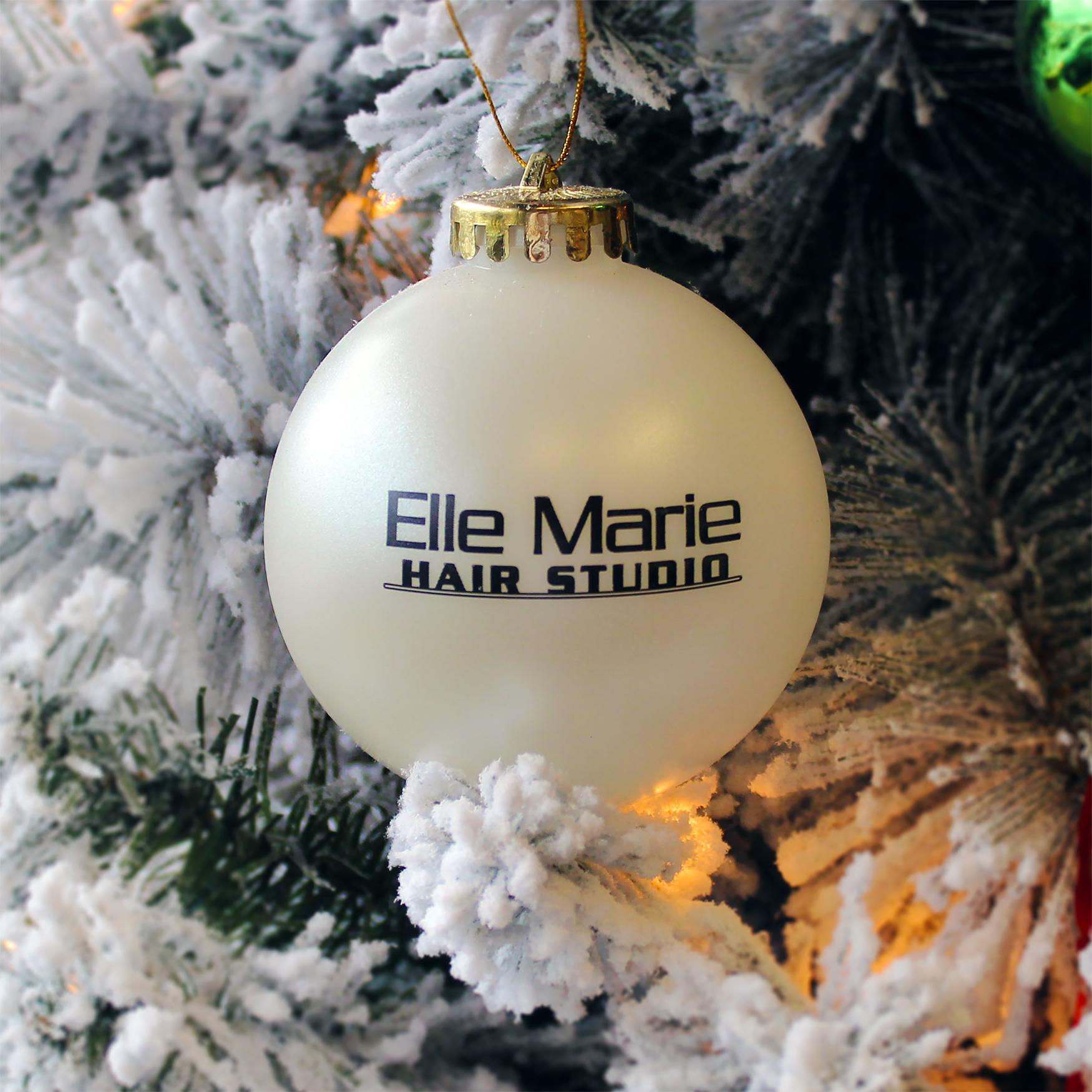 Elle Marie Ornament
