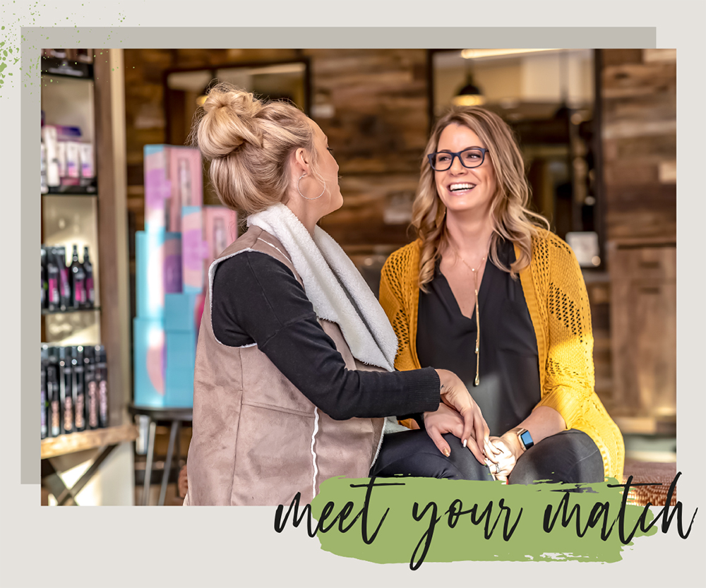 Meet your match with our new Find-A-Stylist tool