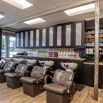 Elle Marie Hair Studio Mill Creek Shampoo Room