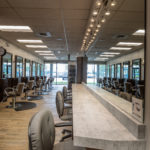 Elle Marie Hair Studio Mill Creek Salon Floor