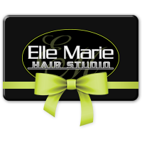 Elle Marie Hair Studio Gift Cards