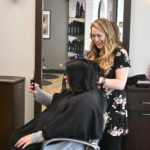Pamper Me Pink Night at Elle Marie Hair Studio in Mill Creek in collaboration with Making Strides Against Breast Cancer in Snohomish County