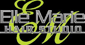 Elle Marie Logo naked grey